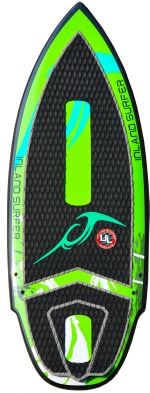Inland Surfer - James Walker Pro 137 Wakesurf Board