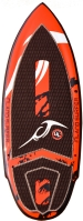 Inland Surfer - James Walker Pro 142 Wakesurf Board
