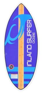 Inland Surfer - 4Skim Ooze Wakesurf