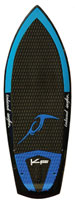Inland Surfer - 2014 Keenan Surf Pro Model Wakesurf Board