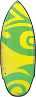 Inland Surfer - FlyBoyBig Boy James Signature Pro w/o Pads Wakesurf