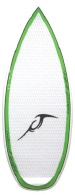 Inland Surfer - Mucus Dual-Fin Wakesurf
