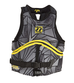 2009 A-12 Molded Front Zip Comp Vest