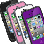 iPhone 4/4s WaterProof Case