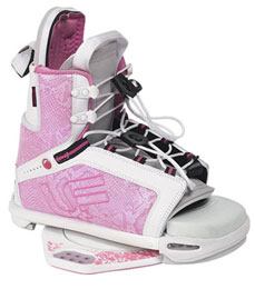 Liquid Force Limited Edition Minx Bindings