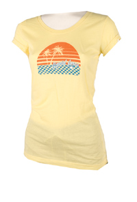 Liquid Force - Sunset T Shirt