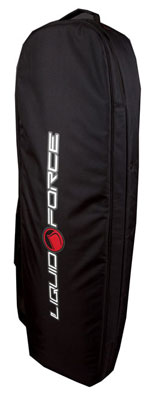 Liquid Force - Wheeled Travel Wakeboard Bag - Black
