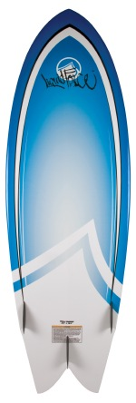Liquid Force - 2012 Venture 5'6
