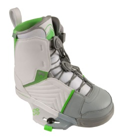 Liquid Force - 2012 Harley Wakeboard Binding
