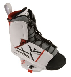 Liquid Force - 2012 Transit Red Wakeboard Binding