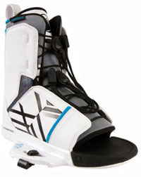 Liquid Force - 2012 Transit Blue Wakeboard Binding