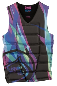 Liquid Force - 2012 Melody Comp Black Vest