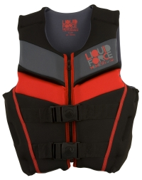 Liquid Force - Nemesis CGA Black/Red