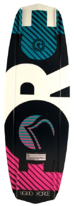 Liquid Force - 2012 Witness Grind 132 w/Transit Blue Wakeboard Package