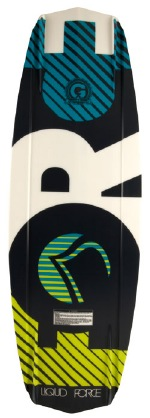 Liquid Force - 2012 Witness Grind 144 w/Transit Blue Wakeboard Package