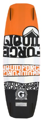 Liquid Force - 2012 Deluxe Hybrid 139 Wakeboard