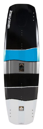 Liquid Force - 2012 Deluxe Hybrid 143 Wakeboard
