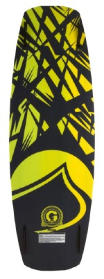 Liquid Force - 2012 FLX 142 w/Ultra Wakeboard Package