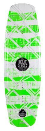 Liquid Force - 2012 Harley Grind 135 Wakeboard