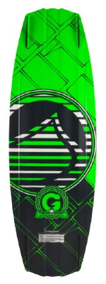 Liquid Force - 2012 Harley Grind 143 w/Harley Wakeboard Package