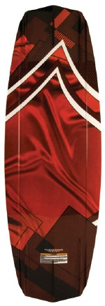 Liquid Force - 2012 Jett 132 w/Wing Wakeboard Package