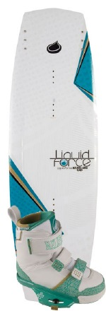 Liquid Force - 2012 Melissa 135 w/Melissa Wakeboard Package