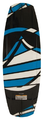 Liquid Force - 2012 Nemesis 111 w/Nemesis Wakeboard Package