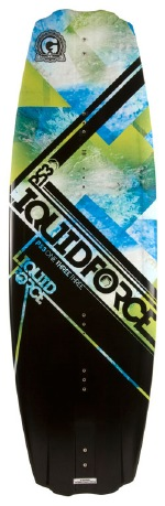 Liquid Force - 2012 PS3 Grind 133 Wakeboard