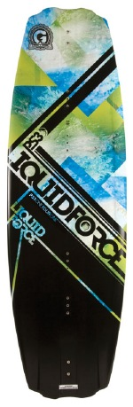 Liquid Force - 2012 PS3 Grind 141 Wakeboard
