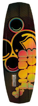 Liquid Force - 2012 Star 118 w/Star Wakeboard Package