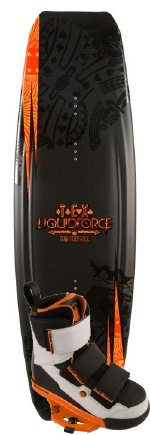 Liquid Force - 2012 Tex 138 w/Vantage CT Wakeboard Package