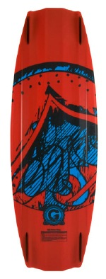 Liquid Force - 2012 Watson Hybrid 135 Wakeboard