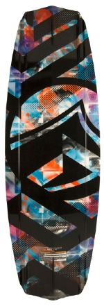 Liquid Force - 2012 Witness 132 w/Transit Red Wakeboard Package