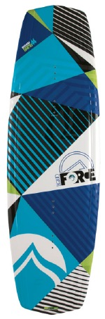 Liquid Force - 2012 Witness Grind 144 Wakeboard