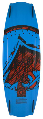Liquid Force - 2012 Watson Limited Hybrid Wakeboard