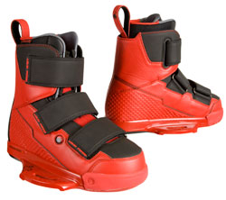 Liquid Force - 2013 Limited Vantage CT Wakeboard Binding