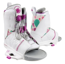 Liquid Force - 2013 Transit Women's Wakeboard Binding
