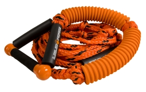 Liquid Force - Wakesurf Rope Ultra Suede Grip