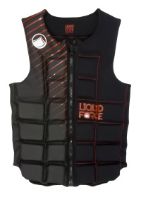 Liquid Force - Flex Comp Vest Black/Red