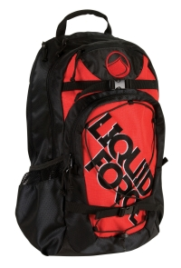 Liquid Force - Backpack Deluxe Red/Black