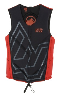 Liquid Force - Watson Comp Vest Black