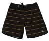 BOB - Black - Men's Boardshorts