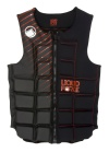 Flex Comp Vest Black/Red