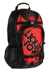 Backpack Deluxe Red/Black