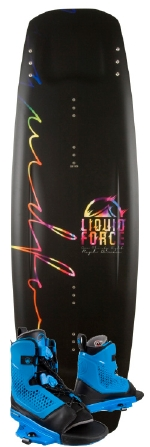 Liquid Force - 2013 FLX 138 w/Ultra Wakeboard Package
