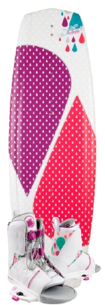 Liquid Force - 2013 Jett 132 w/Transit Women's Wakeboard Package