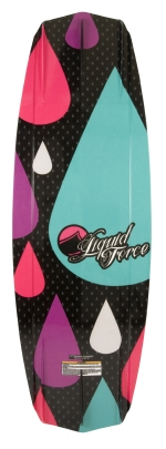 Liquid Force - 2013 Jett 136 w/Transit Women's Wakeboard Package