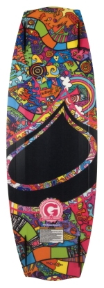 Liquid Force - 2013 Melissa Hybrid 131 w/Melissa Wakeboard Package