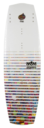 Liquid Force - 2013 Melissa Hybrid 131 Wakeboard