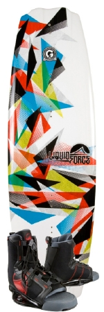 Liquid Force - 2013 PS3 Grind 141 w/Index Wakeboard Package